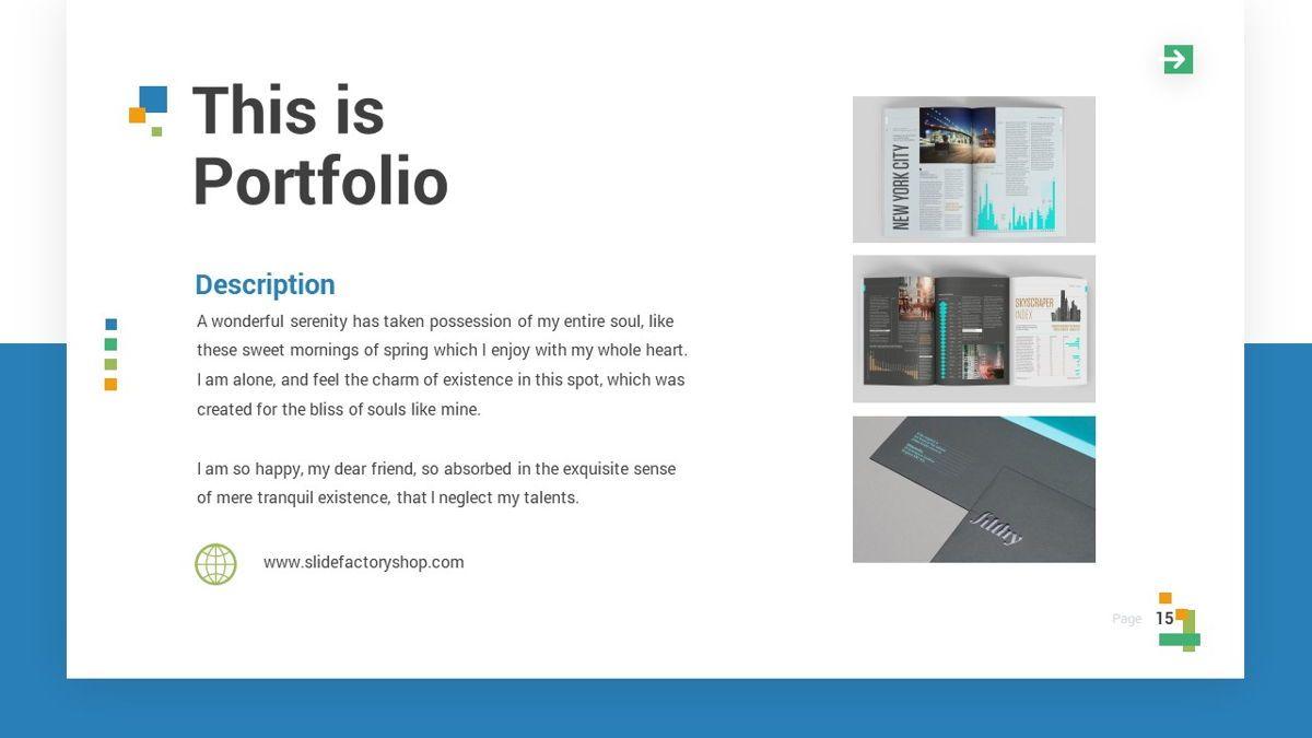 Lampu - Innovative Powerpoint Template, Slide 16, 06294, Business Models — PoweredTemplate.com