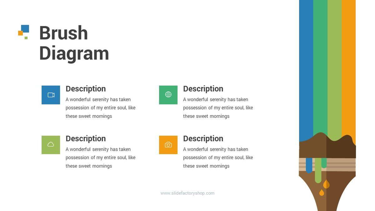 Lampu - Innovative Powerpoint Template, Slide 21, 06294, Business Models — PoweredTemplate.com