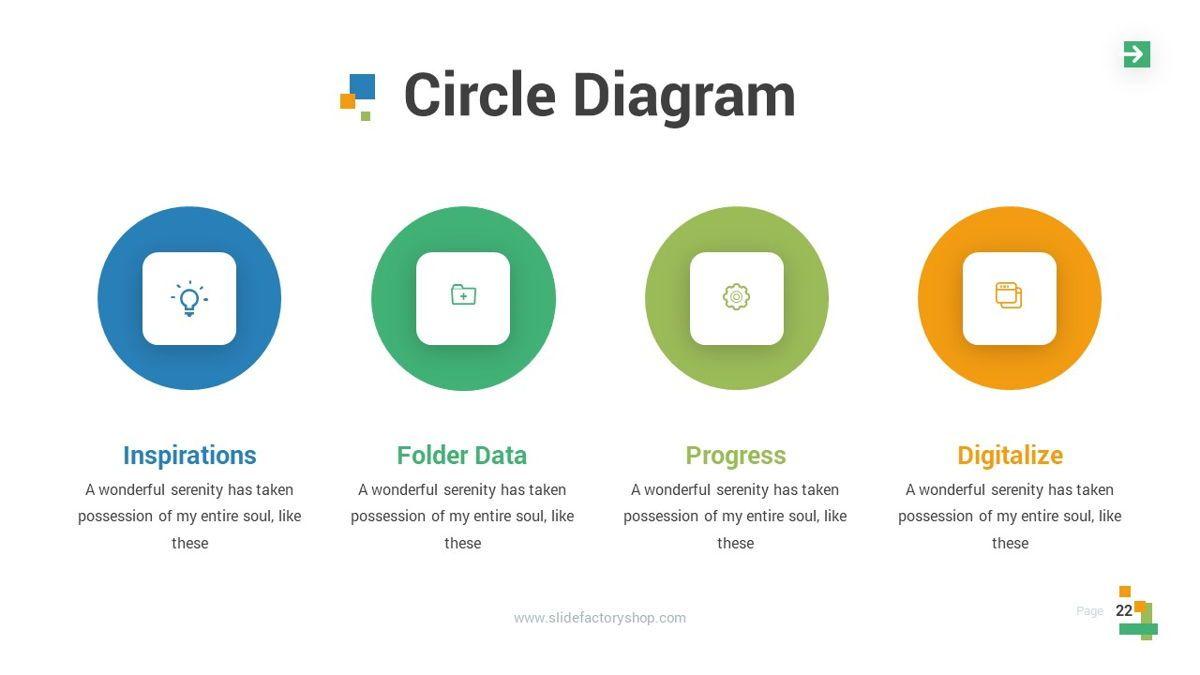 Lampu - Innovative Powerpoint Template, Slide 23, 06294, Business Models — PoweredTemplate.com
