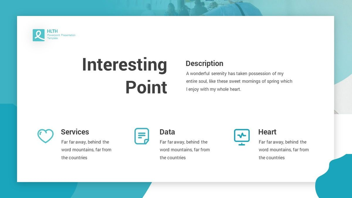 HLTH - Health Powerpoint Template, Slide 11, 06295, Data Driven Diagrams and Charts — PoweredTemplate.com