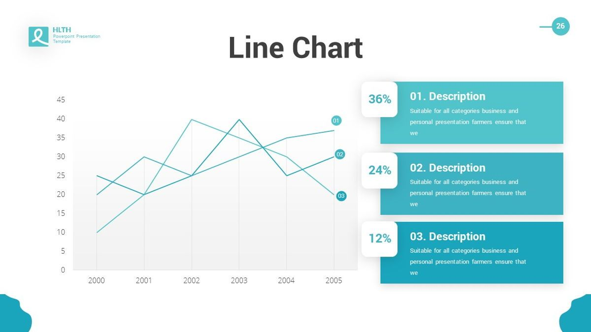 HLTH - Health Powerpoint Template, Slide 27, 06295, Data Driven Diagrams and Charts — PoweredTemplate.com