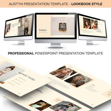 Business Models: Austyn Presentation Template #06329