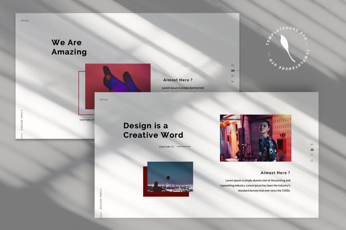 Heartache Creative Keynote, Slide 7, 06331, Presentation Templates — PoweredTemplate.com