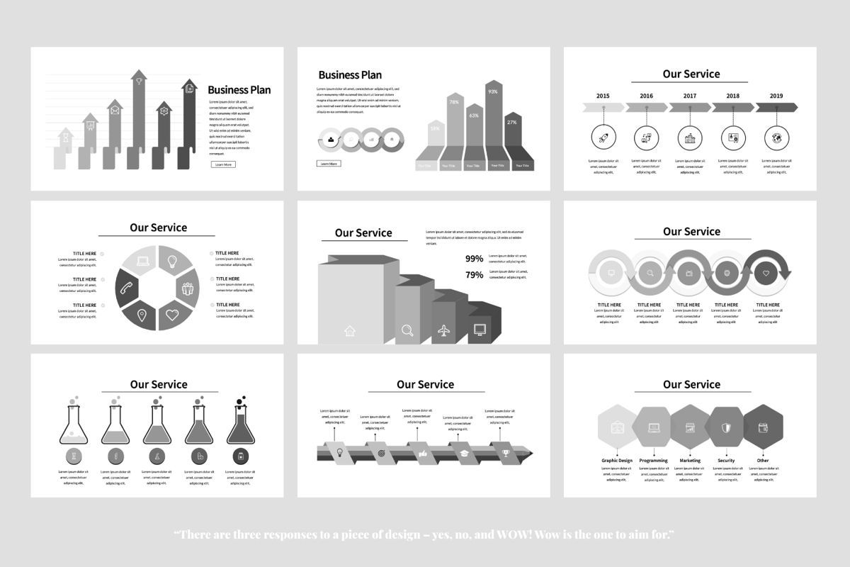 Equal Creative Powerpoint, Slide 5, 06342, Presentation Templates — PoweredTemplate.com