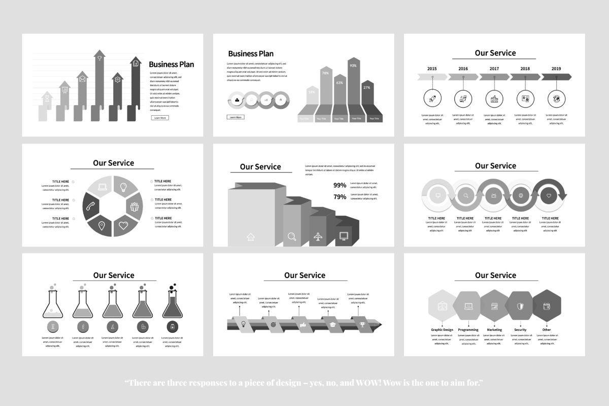 Equal Creative Google Slide, Slide 5, 06343, Presentation Templates — PoweredTemplate.com