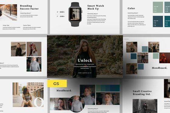 Presentation Templates: Unlock Creative Google Slide #06344