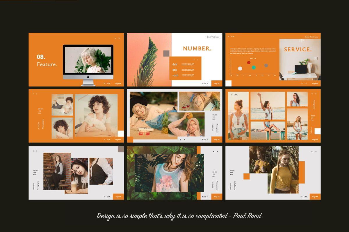 Oracle Creative Powerpoint, Slide 7, 06348, Presentation Templates — PoweredTemplate.com