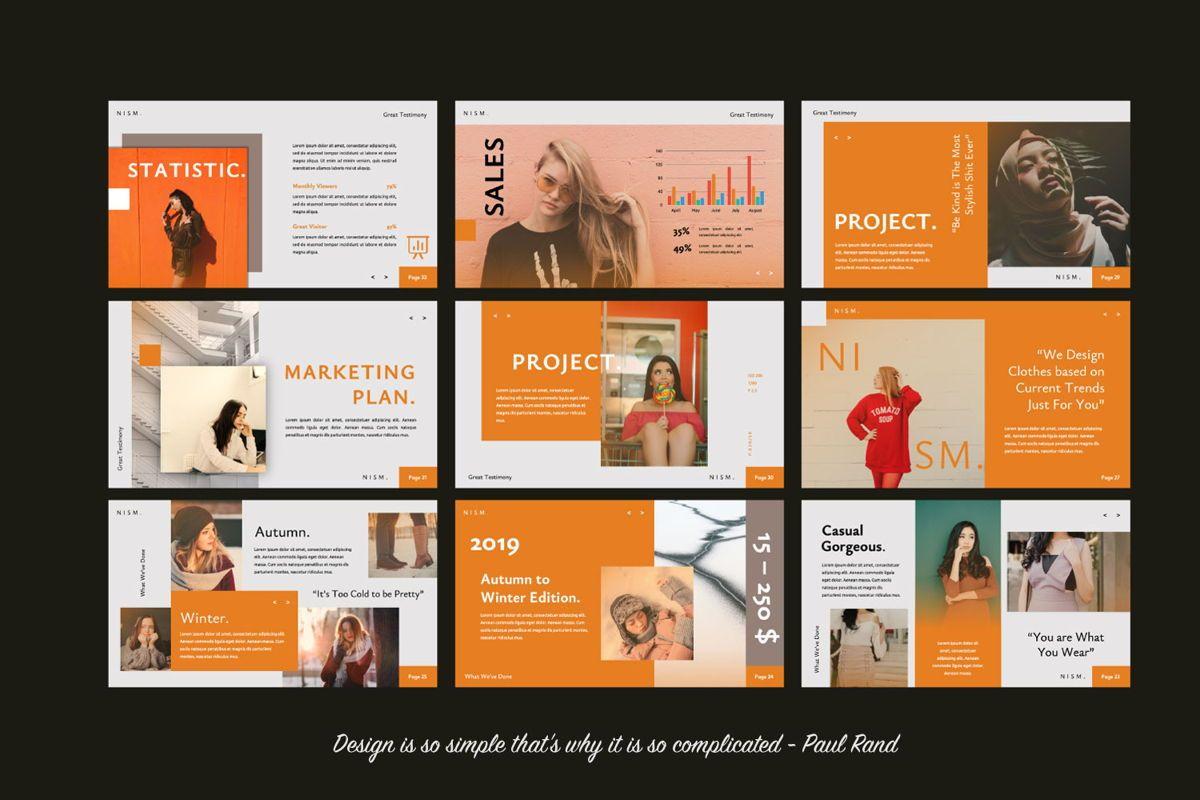 Oracle Creative Google Slide, Slide 3, 06349, Presentation Templates — PoweredTemplate.com