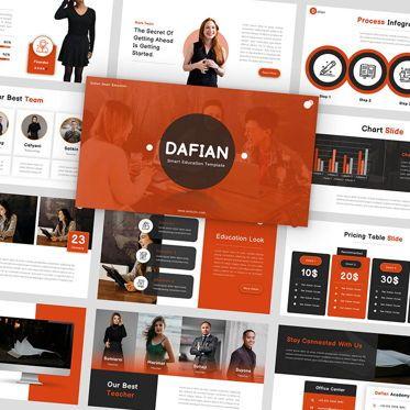 Presentation Templates: Dafian - Google Slide Presentation Template #06351