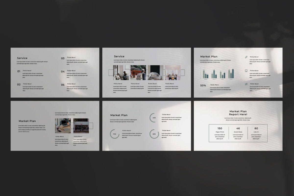 Rewind Creative Google Slide, Slide 6, 06364, Presentation Templates — PoweredTemplate.com
