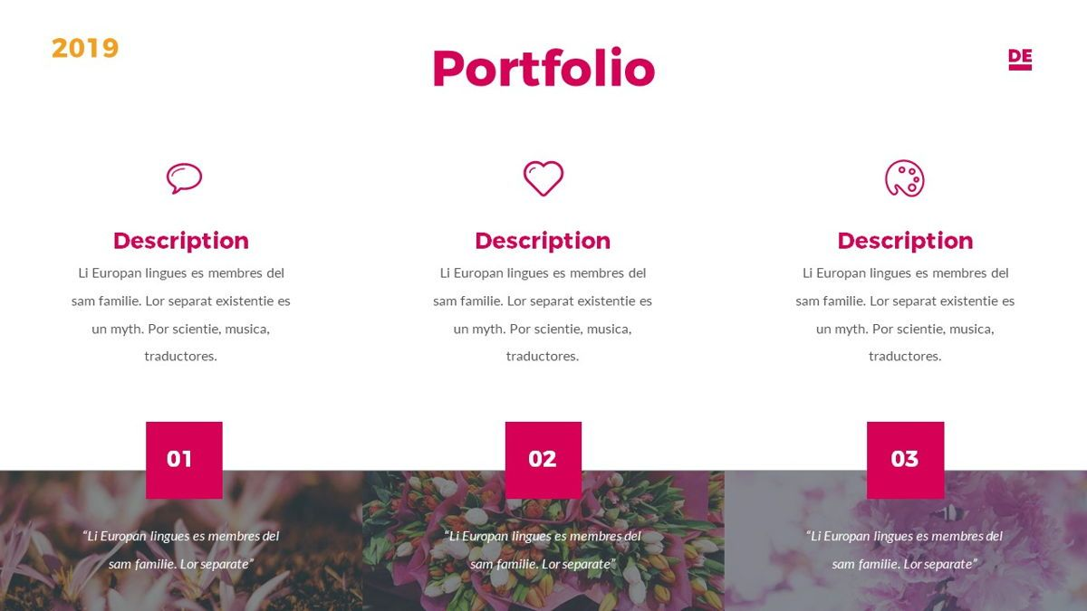 Derulo - Fashion Powerpoint Template, Slide 20, 06371, Data Driven Diagrams and Charts — PoweredTemplate.com