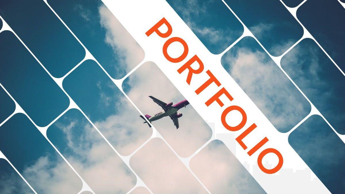 Airwaves - Airlines Powerpoint Template, Slide 12, 06372, Business Models — PoweredTemplate.com