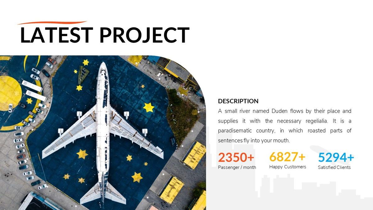 Airwaves - Airlines Powerpoint Template, Slide 15, 06372, Business Models — PoweredTemplate.com