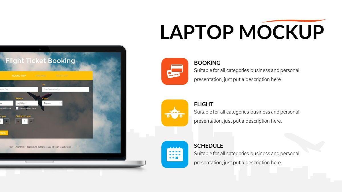 Airwaves - Airlines Powerpoint Template, Slide 16, 06372, Business Models — PoweredTemplate.com