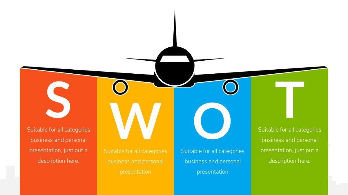 Airwaves - Airlines Powerpoint Template, Slide 28, 06372, Business Models — PoweredTemplate.com