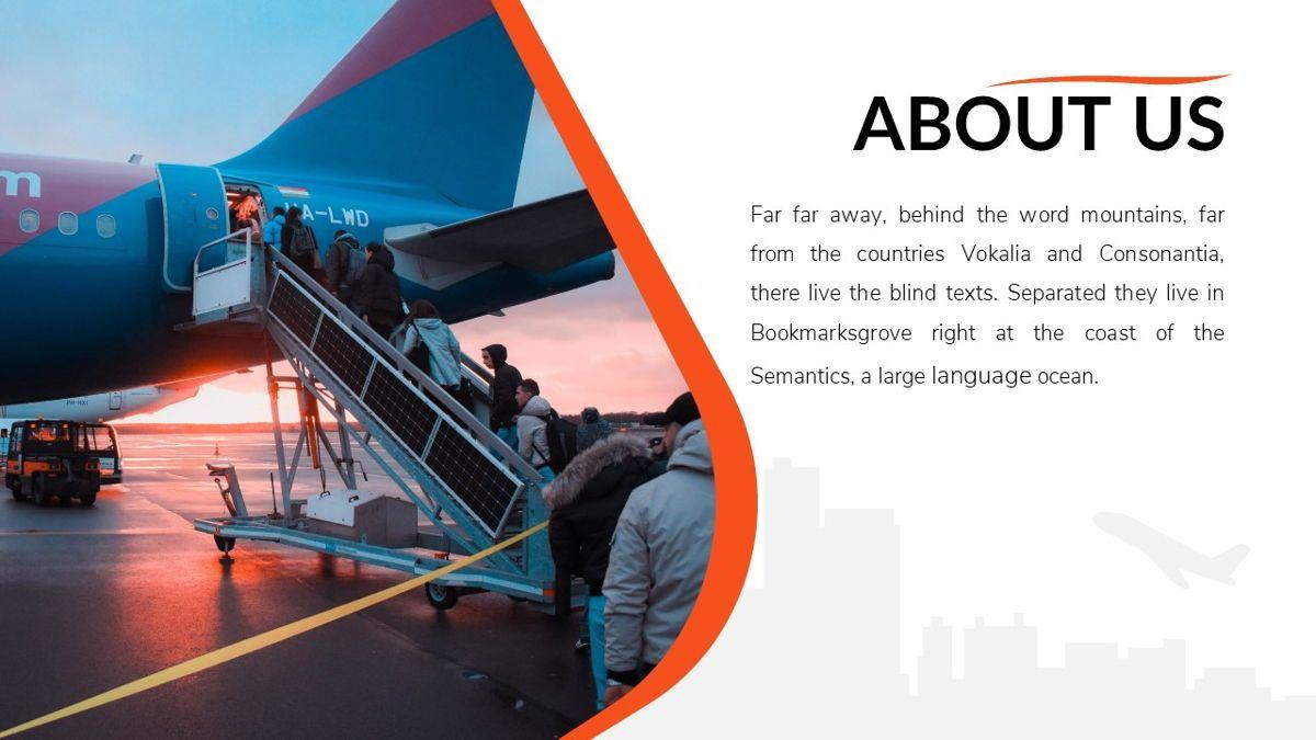 Airwaves - Airlines Powerpoint Template, Slide 3, 06372, Business Models — PoweredTemplate.com