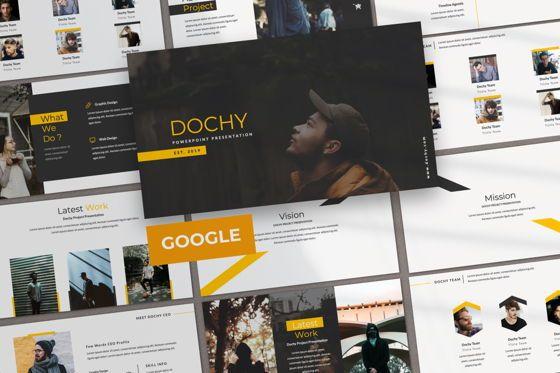 Presentation Templates: Dochy Creative Google Slide #06375