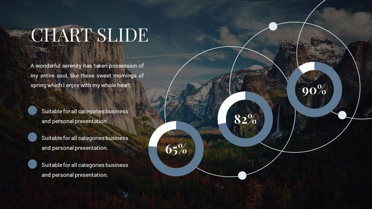 Orbit - Networking Powerpoint Template, Slide 22, 06376, Business Models — PoweredTemplate.com