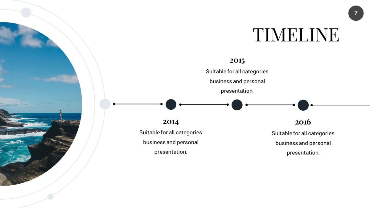 Orbit - Networking Powerpoint Template, Slide 8, 06376, Business Models — PoweredTemplate.com