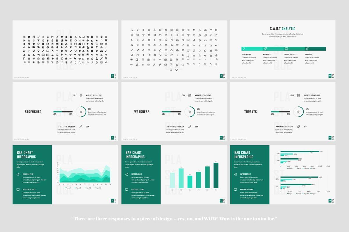 Plastique Creative Powerpoint, Slide 5, 06383, Presentation Templates — PoweredTemplate.com