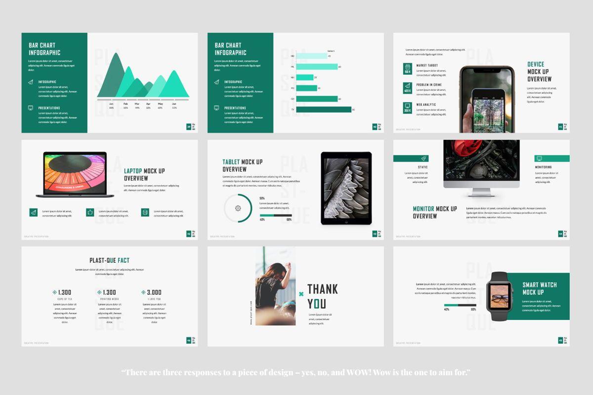 Plastique Creative Powerpoint, Slide 6, 06383, Presentation Templates — PoweredTemplate.com