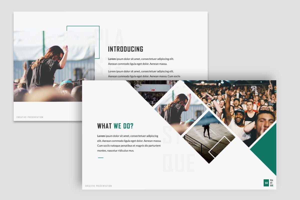 Plastique Creative Powerpoint, Slide 7, 06383, Presentation Templates — PoweredTemplate.com
