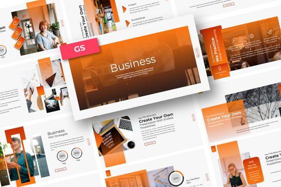 Presentation Templates: Business Creative Google Slide #06386