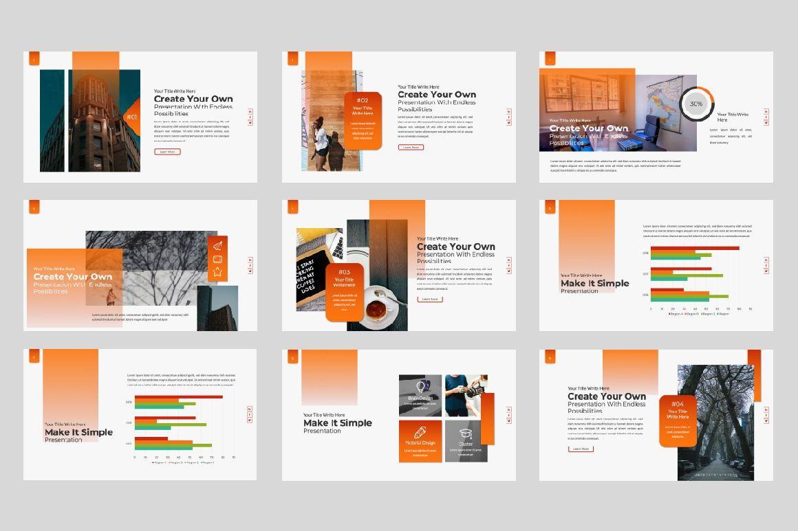 Business Creative Powerpoint, Slide 2, 06388, Presentation Templates — PoweredTemplate.com