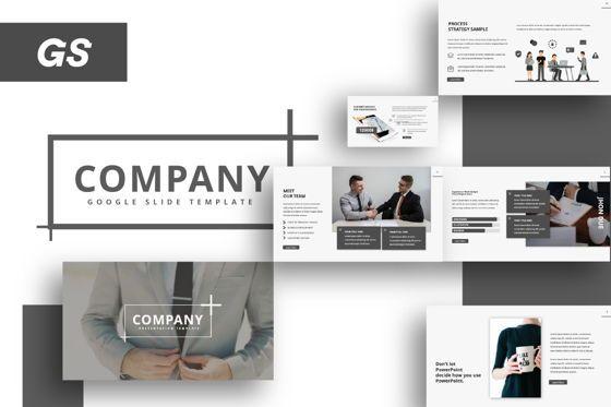 Presentation Templates: Company Creative Google Slide #06391