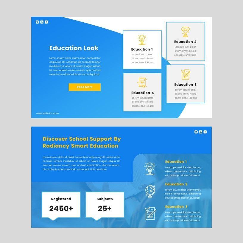 Radiancy - PowerPoint Presentation Template, Slide 3, 06392, Presentation Templates — PoweredTemplate.com
