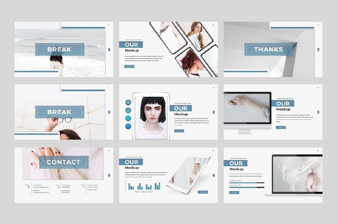 Lorem Ipsum Business Powerpoint, Slide 4, 06394, Presentation Templates — PoweredTemplate.com