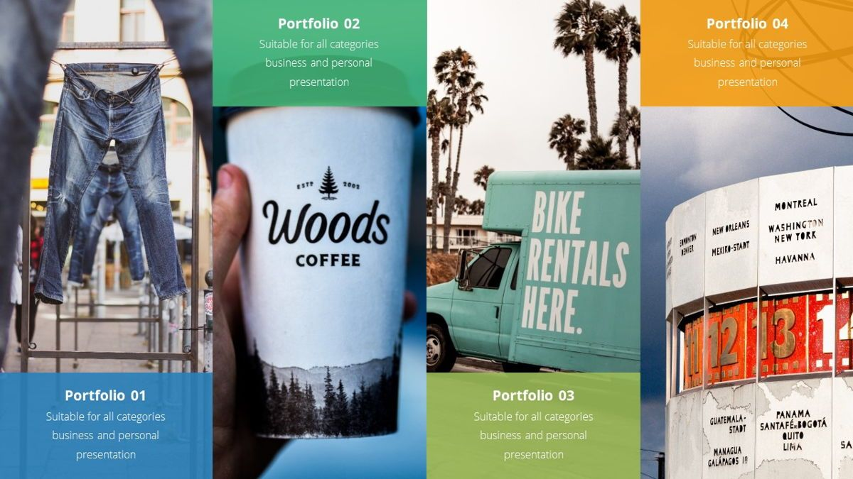 Infinity - Advertising Powerpoint Template, Slide 15, 06399, Business Models — PoweredTemplate.com