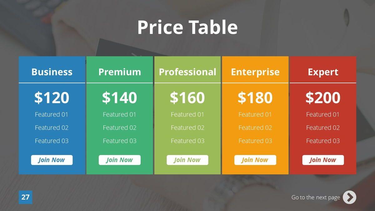 Infinity - Advertising Powerpoint Template, Slide 28, 06399, Business Models — PoweredTemplate.com