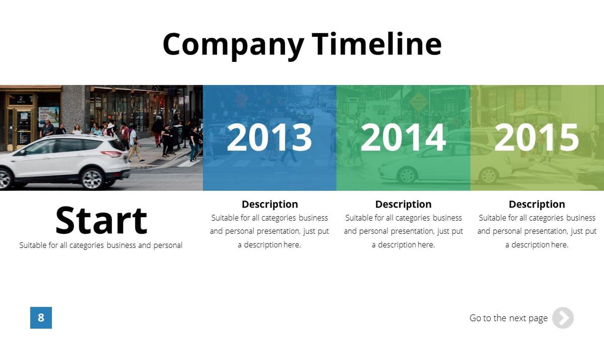 Infinity - Advertising Powerpoint Template, Slide 9, 06399, Business Models — PoweredTemplate.com