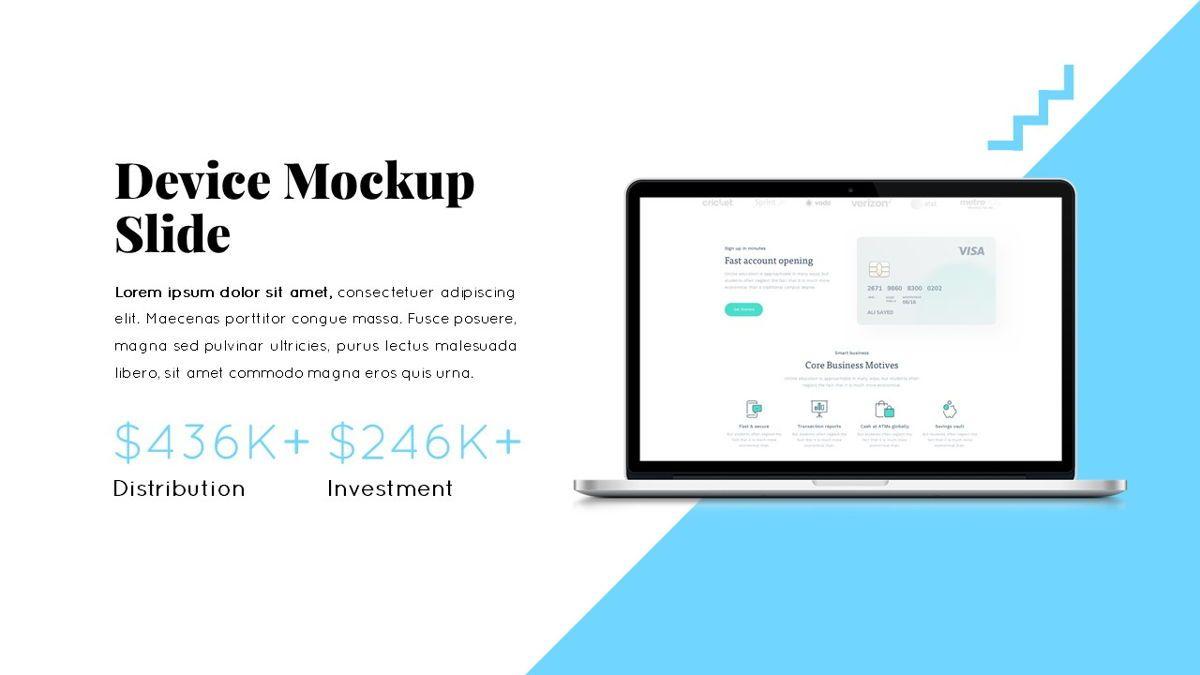 Simori - Business Powerpoint Template, Slide 22, 06401, Data Driven Diagrams and Charts — PoweredTemplate.com