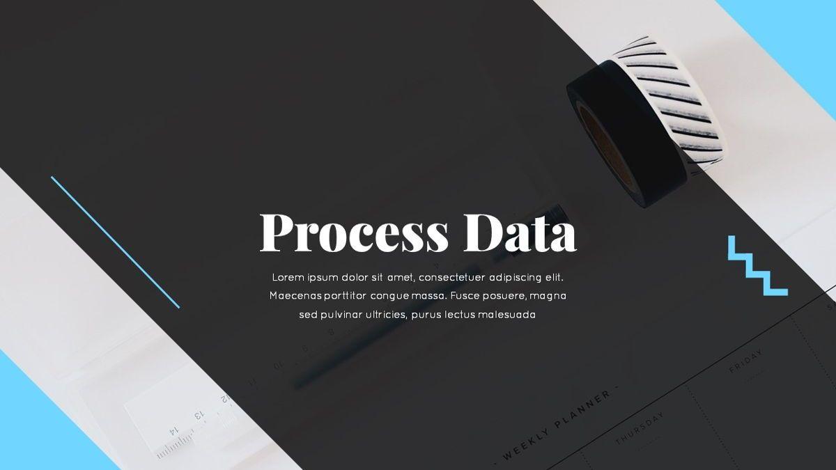 Simori - Business Powerpoint Template, Slide 24, 06401, Data Driven Diagrams and Charts — PoweredTemplate.com
