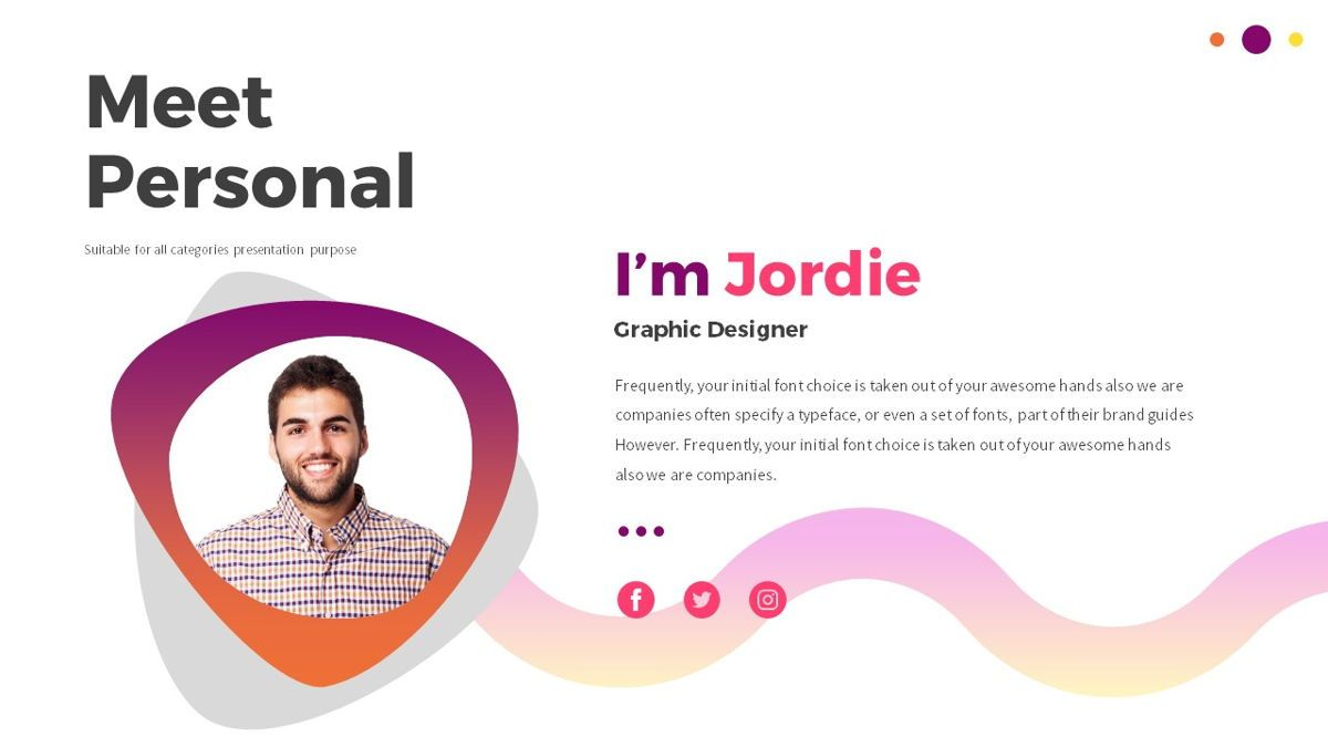 Glow - Gradient Powerpoint Template, Slide 19, 06402, Data Driven Diagrams and Charts — PoweredTemplate.com