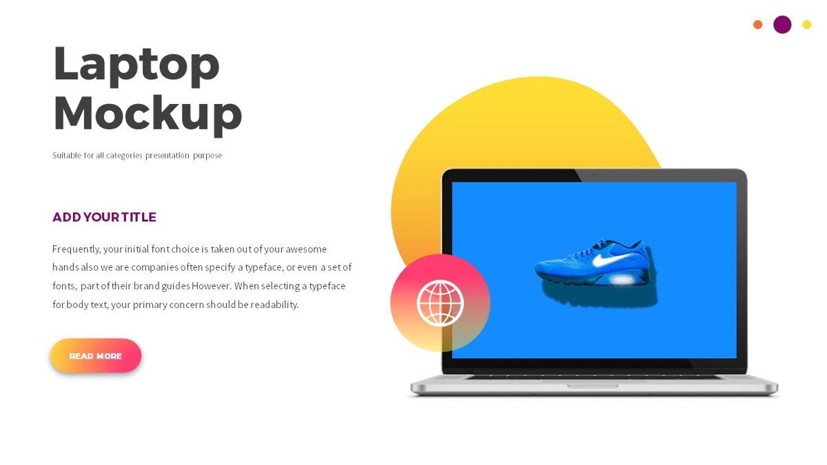 Glow - Gradient Powerpoint Template, Slide 22, 06402, Data Driven Diagrams and Charts — PoweredTemplate.com