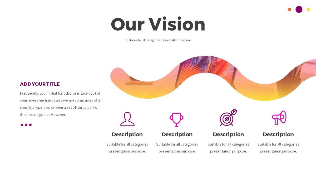 Glow - Gradient Powerpoint Template, Slide 5, 06402, Data Driven Diagrams and Charts — PoweredTemplate.com