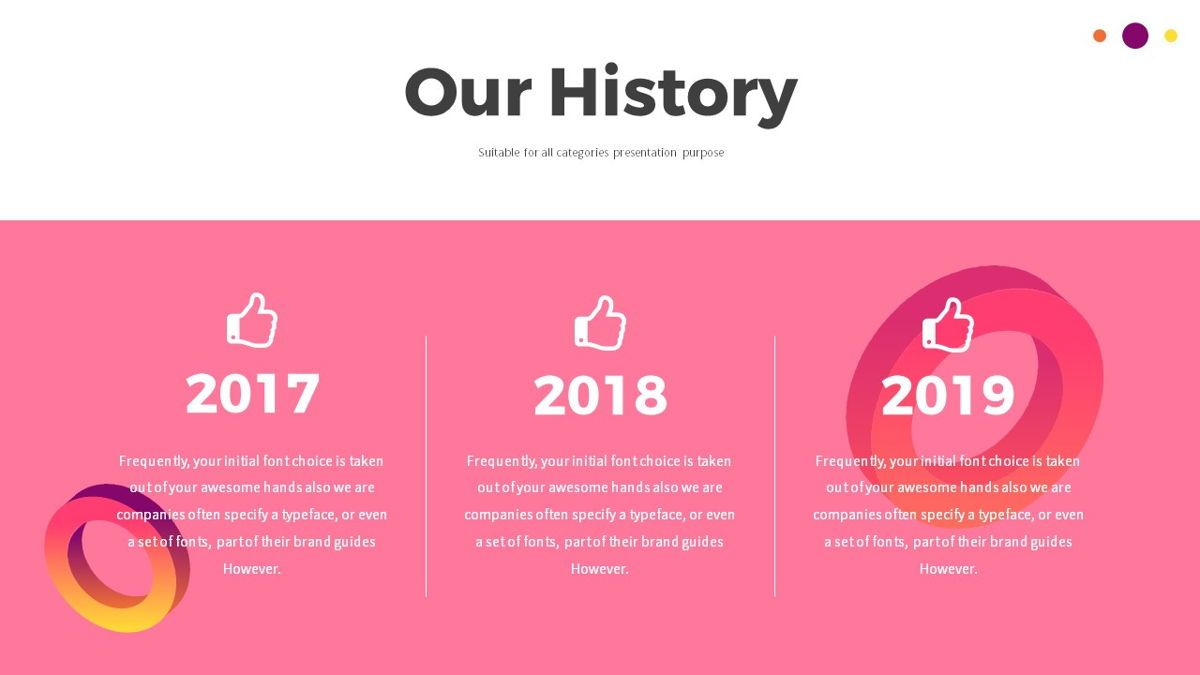 Glow - Gradient Powerpoint Template, Slide 9, 06402, Data Driven Diagrams and Charts — PoweredTemplate.com