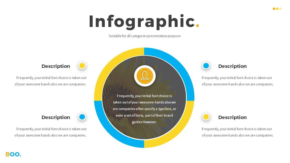 Boo - Multipurpose Creative Powerpoint Template, Slide 24, 06403, Data Driven Diagrams and Charts — PoweredTemplate.com