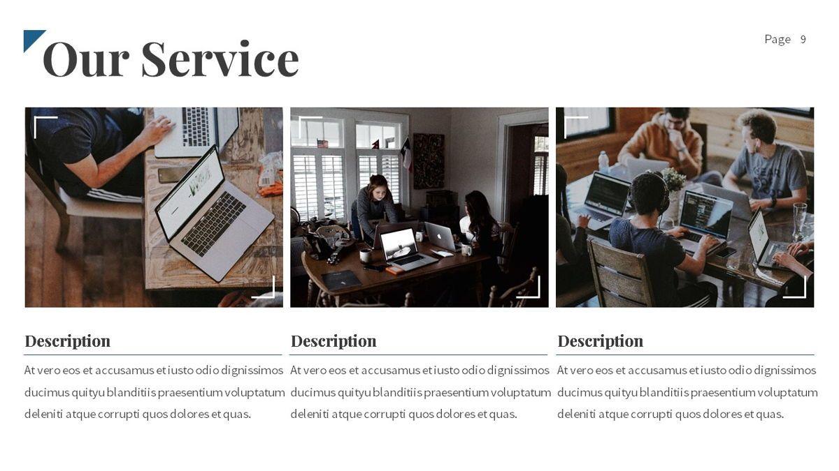 Linka - Consultant Powerpoint Template, Slide 10, 06404, Business Models — PoweredTemplate.com