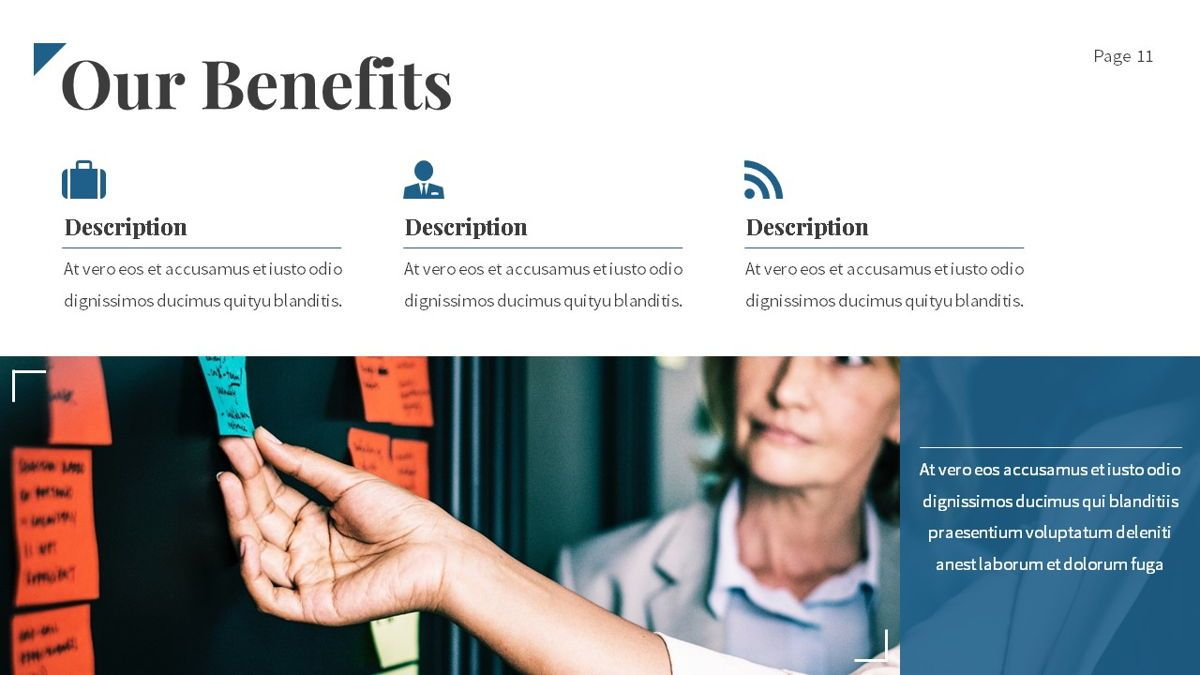 Linka - Consultant Powerpoint Template, Slide 12, 06404, Business Models — PoweredTemplate.com