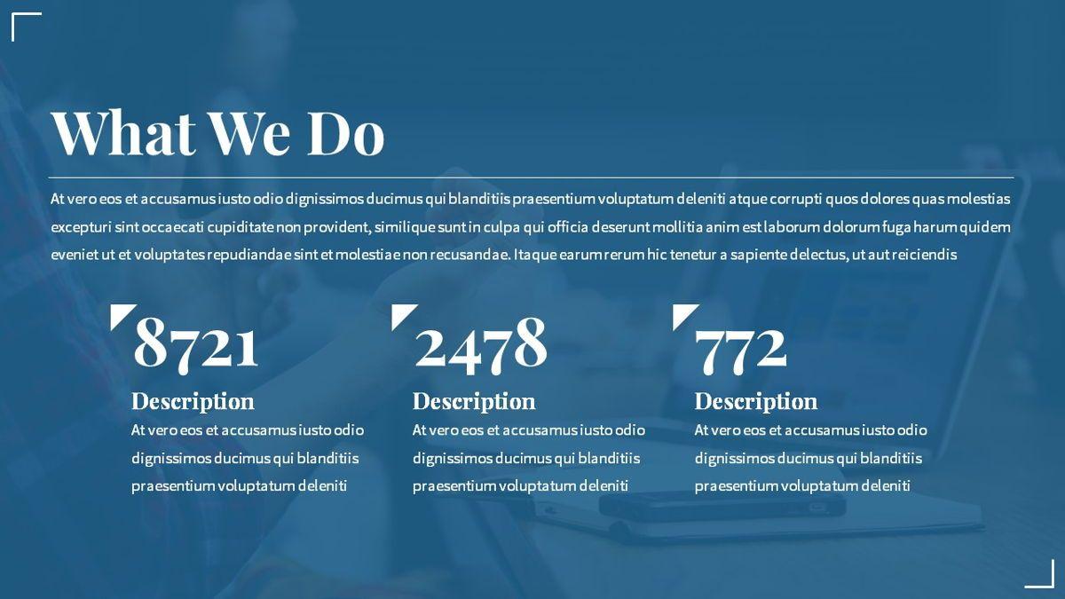 Linka - Consultant Powerpoint Template, Slide 13, 06404, Business Models — PoweredTemplate.com