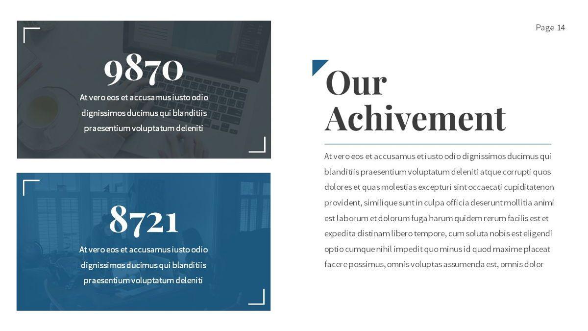 Linka - Consultant Powerpoint Template, Slide 15, 06404, Business Models — PoweredTemplate.com