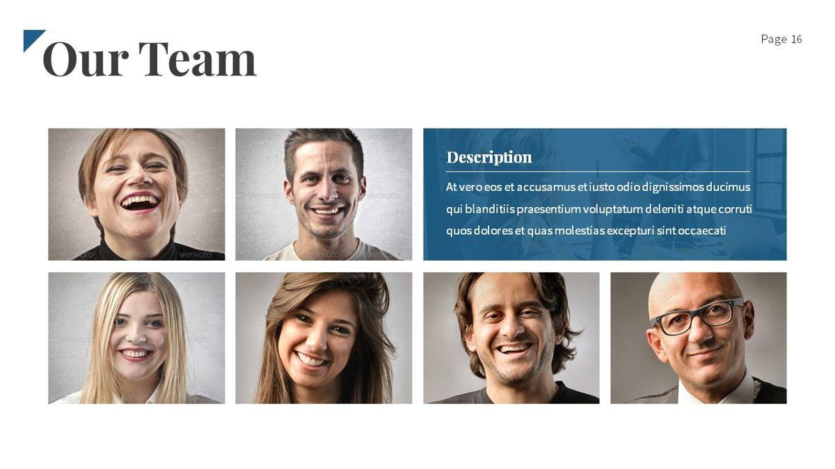 Linka - Consultant Powerpoint Template, Slide 17, 06404, Business Models — PoweredTemplate.com