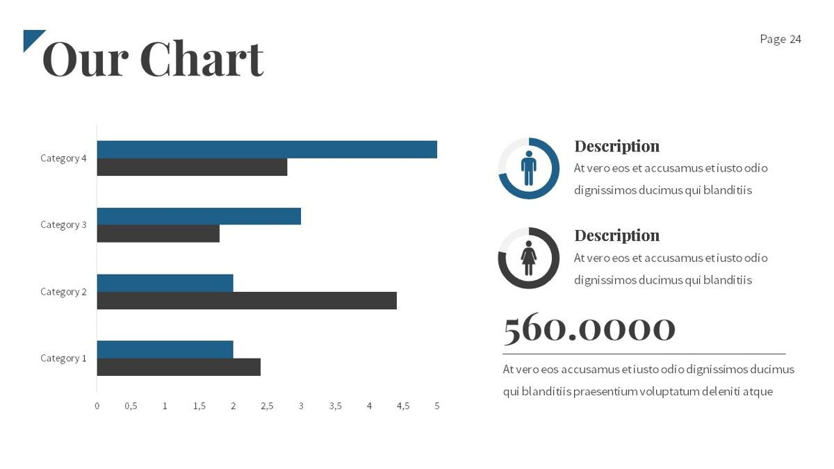 Linka - Consultant Powerpoint Template, Slide 25, 06404, Business Models — PoweredTemplate.com