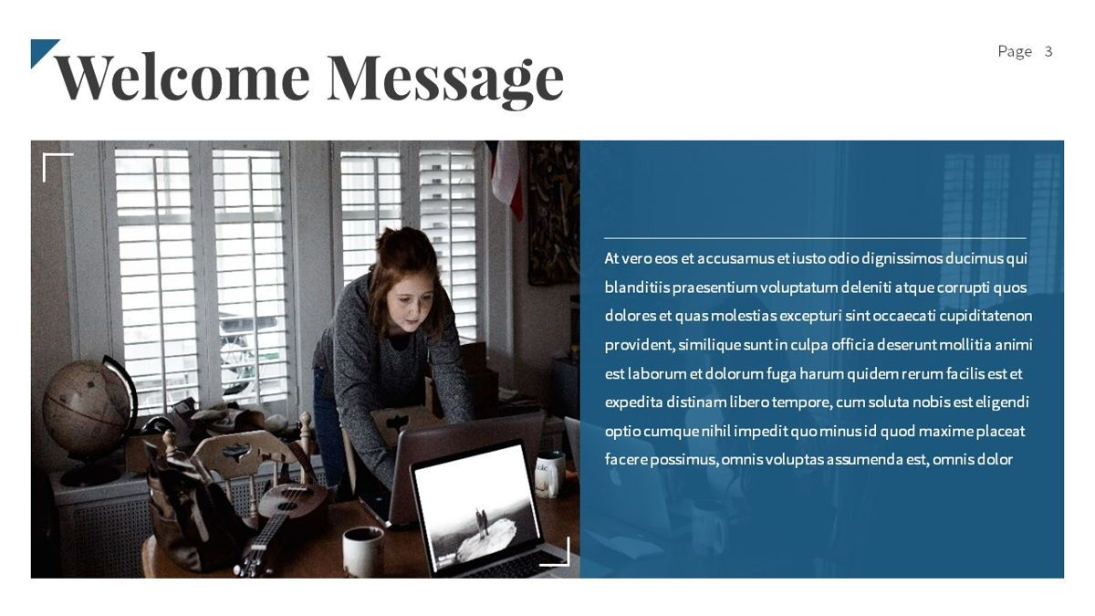 Linka - Consultant Powerpoint Template, Slide 4, 06404, Business Models — PoweredTemplate.com