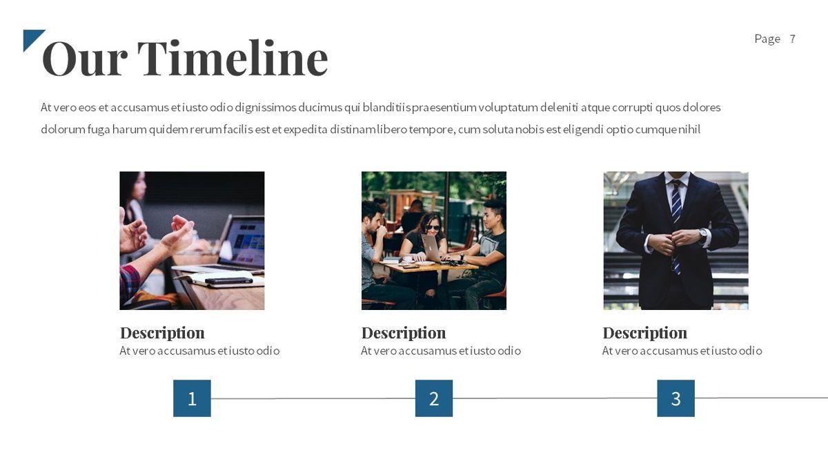 Linka - Consultant Powerpoint Template, Slide 8, 06404, Business Models — PoweredTemplate.com