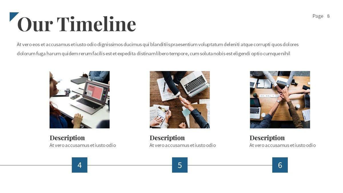Linka - Consultant Powerpoint Template, Slide 9, 06404, Business Models — PoweredTemplate.com